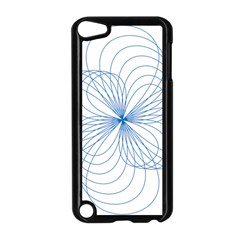 Spirograph Pattern Drawing Apple Ipod Touch 5 Case (black)