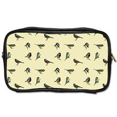 Bird Is The Word Toiletries Bag (two Sides) by WensdaiAddamns