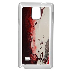 Armageddon Samsung Galaxy Note 4 Case (white)