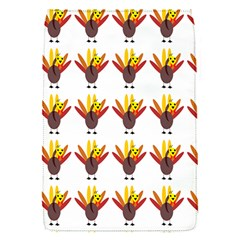 Turkey Thanksgiving Background Removable Flap Cover (s)