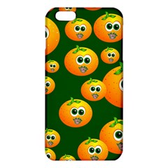 Seamless Orange Pattern Iphone 6 Plus/6s Plus Tpu Case by Mariart