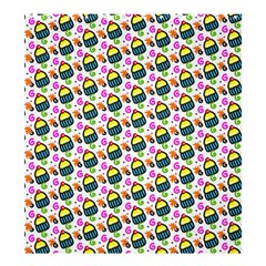 Sweet Dessert Food Cake Pattern Shower Curtain 66  X 72  (large)