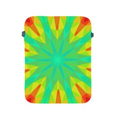Kaleidoscope Mosaic Ornament Apple Ipad 2/3/4 Protective Soft Cases