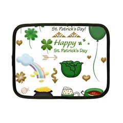 Saint Patricks Day Netbook Case (small)