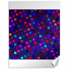 Squares Square Background Abstract Canvas 18  X 24
