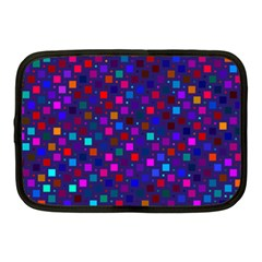 Squares Square Background Abstract Netbook Case (medium)