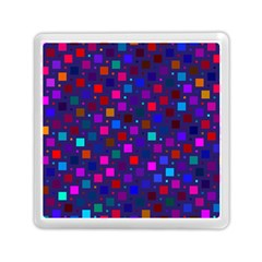 Squares Square Background Abstract Memory Card Reader (square)