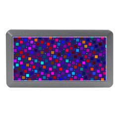 Squares Square Background Abstract Memory Card Reader (mini)