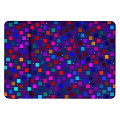 Squares Square Background Abstract Samsung Galaxy Tab 8 9  P7300 Flip Case