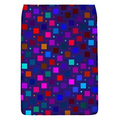 Squares Square Background Abstract Removable Flap Cover (s)