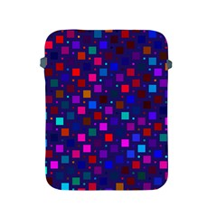 Squares Square Background Abstract Apple Ipad 2/3/4 Protective Soft Cases