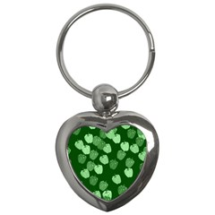 Seamless Paprica Key Chains (heart)
