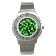 Seamless Paprica Stainless Steel Watch