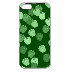 Seamless Paprica Apple Seamless Iphone 5 Case (clear)
