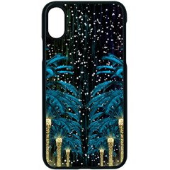 Winter Holidays  Apple Iphone Xs Seamless Case (black)