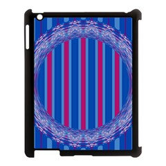 Digital Art Artwork Abstract 3d Apple Ipad 3/4 Case (black) by Jojostore