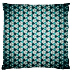 Digital Art Triangle Large Cushion Case (two Sides)