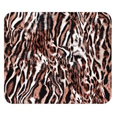 Luxury Animal Print Double Sided Flano Blanket (small)  by tarastyle