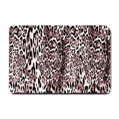 Luxury Animal Print Small Doormat  by tarastyle