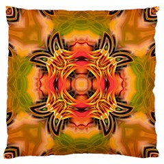 Fractals Graphic Fantasy Colorful Standard Flano Cushion Case (one Side)