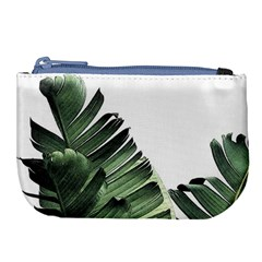 Banana Leaf Large Coin Purse by goljakoff