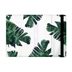 Tropical Leaves Ipad Mini 2 Flip Cases by goljakoff