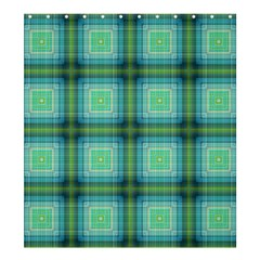 Background Pattern Structure Shower Curtain 66  X 72  (large)