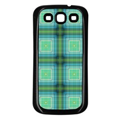 Background Pattern Structure Samsung Galaxy S3 Back Case (black)