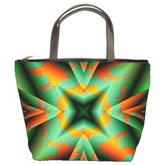 Farbenpracht Kaleidoscope Bucket Bag