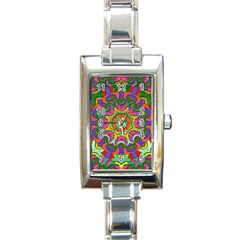 Background Image Structure Rectangle Italian Charm Watch by Pakrebo