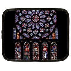Rosette Cathedral Netbook Case (xxl)
