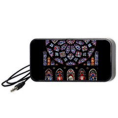Rosette Cathedral Portable Speaker