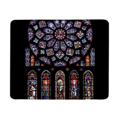 Rosette Cathedral Samsung Galaxy Tab Pro 8 4  Flip Case by Pakrebo