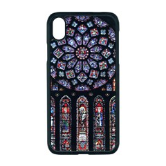 Rosette Cathedral Apple Iphone Xr Seamless Case (black)