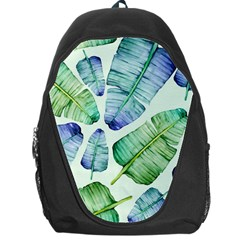 Fancy Tropical Pattern Backpack Bag by tarastyle