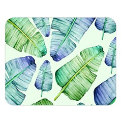 Fancy Tropical Pattern Double Sided Flano Blanket (large)  by tarastyle