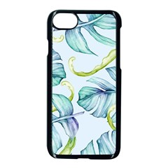 Fancy Tropical Pattern Apple Iphone 8 Seamless Case (black) by tarastyle