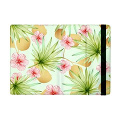 Fancy Tropical Pattern Apple Ipad Mini Flip Case by tarastyle