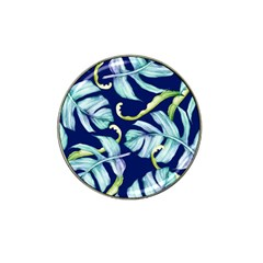 Fancy Tropical Pattern Hat Clip Ball Marker (10 Pack) by tarastyle