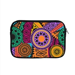 Fancy Colorful Mexico Inspired Pattern Apple Macbook Pro 15  Zipper Case by tarastyle