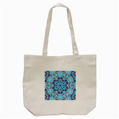 Farbenpracht Kaleidoscope Tote Bag (cream)