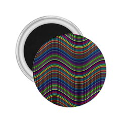 Decorative Ornamental Abstract 2 25  Magnets