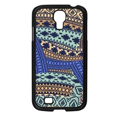 Fancy Colorful Mexico Inspired Pattern Samsung Galaxy S4 I9500/ I9505 Case (black) by tarastyle