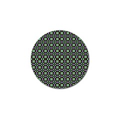 Background Image Pattern Golf Ball Marker (10 Pack) by Pakrebo