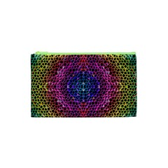 Background Image Decorative Cosmetic Bag (xs) by Pakrebo
