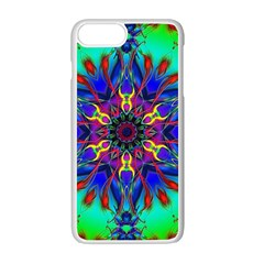 Fractal Art Pictures Digital Art Apple Iphone 7 Plus Seamless Case (white) by Pakrebo