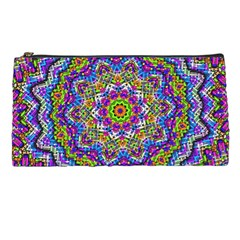 Farbenpracht Kaleidoscope Pencil Cases