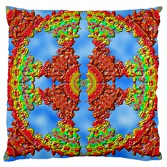 Pictures Digital Art Abstract Large Cushion Case (two Sides)