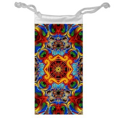 Farbenpracht Kaleidoscope Jewelry Bag