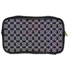 Ornaments  Kaleidoscope Pattern Toiletries Bag (two Sides)
